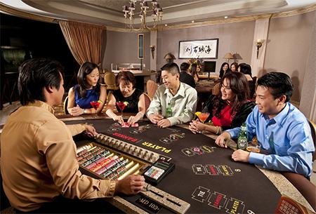 Bakkarat das beliebteste asiatische Casino-Spiel