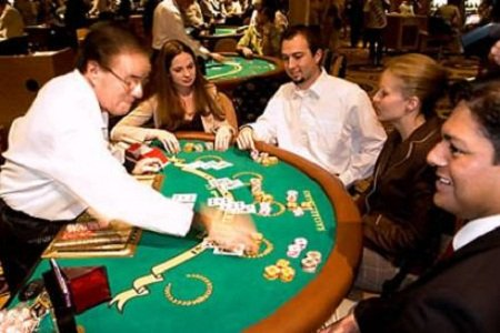 Blackjack Vergabe im Unibet Online Casino