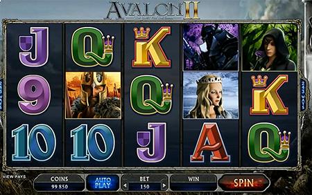 Fortsetzung von Avalon im Online Casino