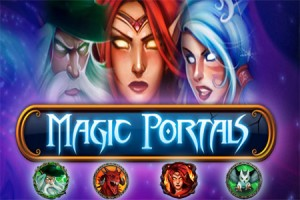 Magic Portals von Net Entertainment im Online Casino