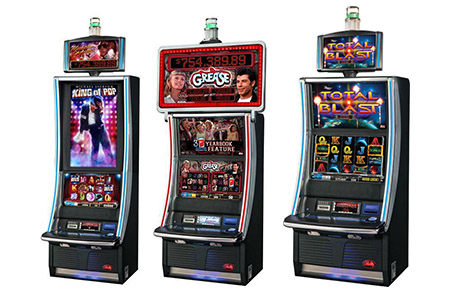 Neuer Bally Spielautomat bei Money Gaming
