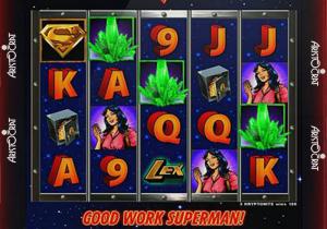 Neuer Superman von Aristocrat für herkömmliche Casinos