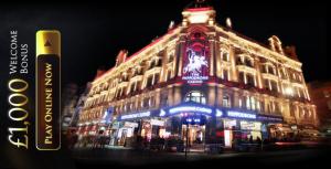 Neues Hippodrome Online Casino von Microgaming