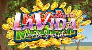 Progressive Jackpotgewinne im Online Casino La Vida