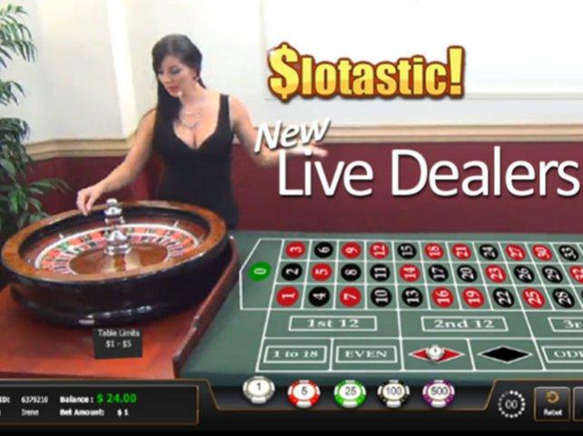 Slotastic Live Dealer