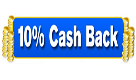 10% Cashback bei All Slots Mobile