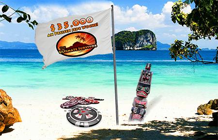 220,000$ mit Ultimate Survivor im Jackpot Capital Online Casino