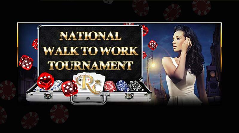April Überraschungen im Rich Online Casino