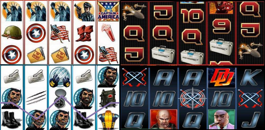Die besten Online Spielautomaten 2012