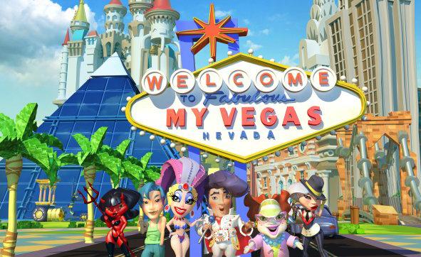 Erstes soziales myVegas Spiel von PlayStudios