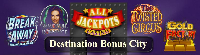 Fantastische Aktion All Jackpots Online Casino