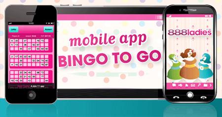 Ihre Bingo Spiele jetzt auch für unterwegs!