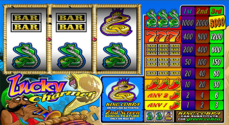 Klassische Microgaming Spielautomaten mit Bonusspielen