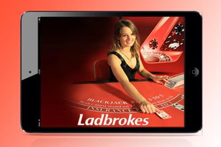 Live Deale Handy Spiele bei Ladbrokes