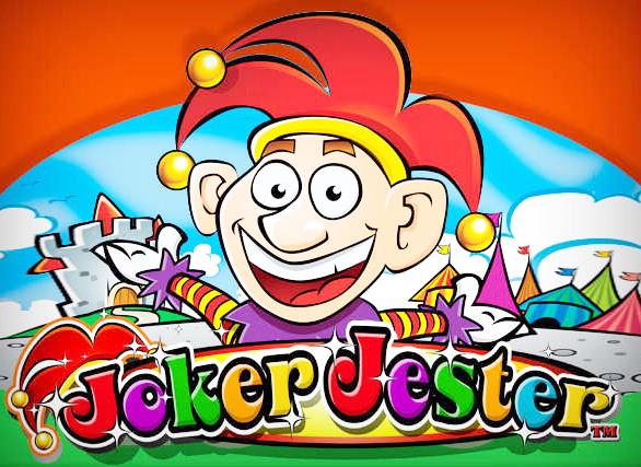 Mit Joker Jester im EUCasino spielen