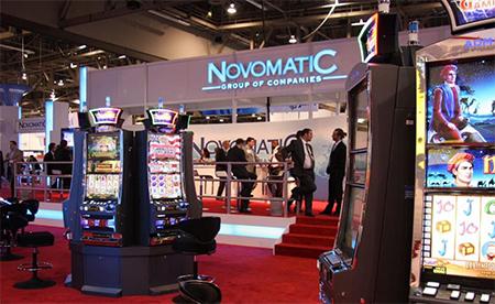 Neue Rekorde für Spielautomatenhersteller Novomatic in 2012