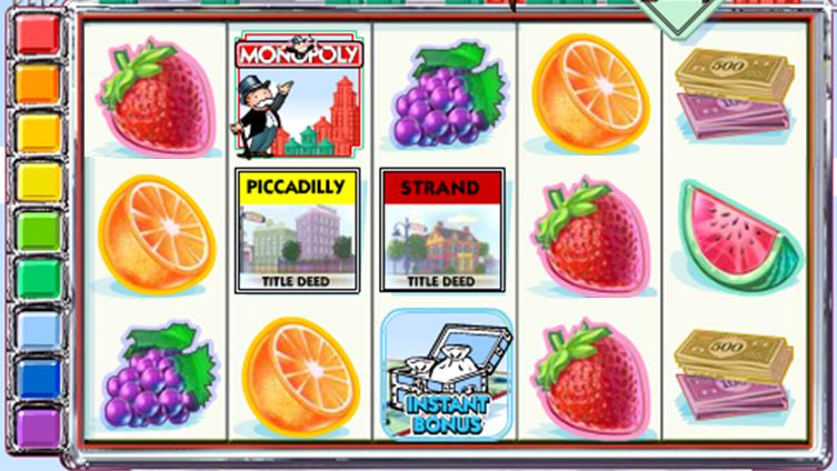 Neue Website für Monopoly Online Spielautomaten