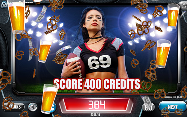 Neuer Guys Night Spielautomat im Online Casino