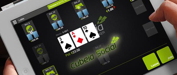 Neues Social Poker Netzwerk von Cubeia