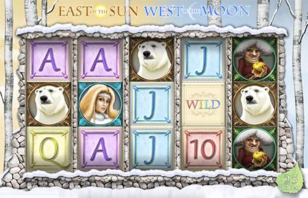Norwegisches Volksmärchen als Spielautomat im Online Casino