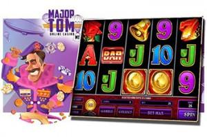 Nur Großartiges im Major Tom Online Casino