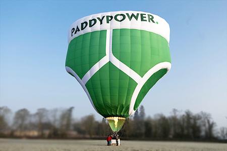 Paddy Power feiert Facebook Erfolg