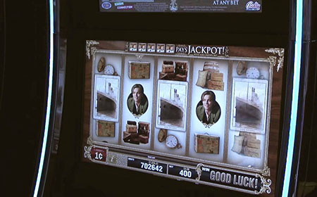 Preise für den Video Spielautomaten Titanic