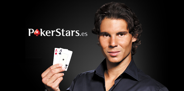 Rafael Nadal gewinnt Poker Stars Online Turnier