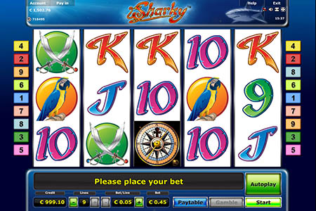 Sharky - ein Novoline-Hit im StarGames Online Casino