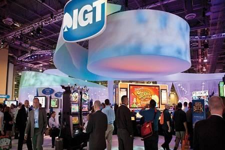 Spielautomatenhersteller IGT steht zum Verkauf