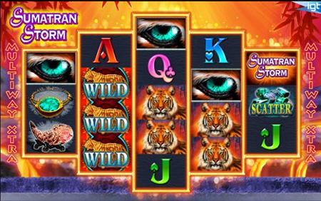 Sumatran Storm im bet365 Online Casino