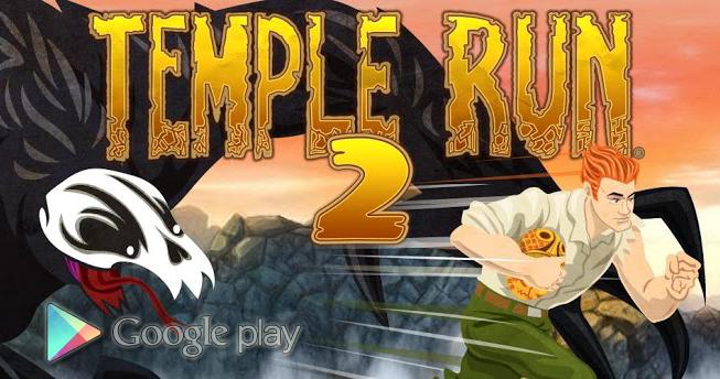 Temple Run 2 jetzt für Ihr Android Gerät