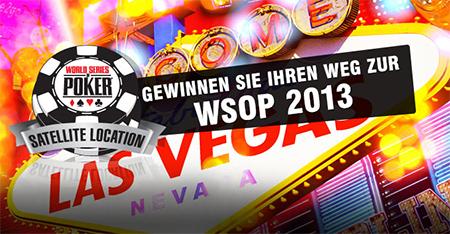 WSOP Haupteventplatz bei Titan Poker gewinnen