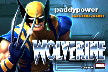 Wolverine erobert Paddy Power Online Casino