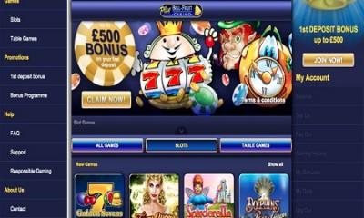 Novomatic Spielautomaten im PlayBFC Casino